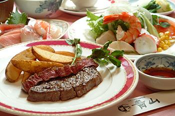 ステーキ&海鮮料理 青山