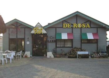 イタリアン バール デローザ