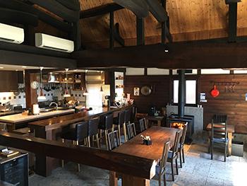 古民家食堂テットグランデ